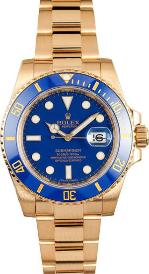 submariner-gold-rolex-watch-repair