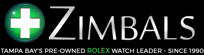 Zimbals - Tampa Bay's Pre-Owned Rolex Watch Leader
